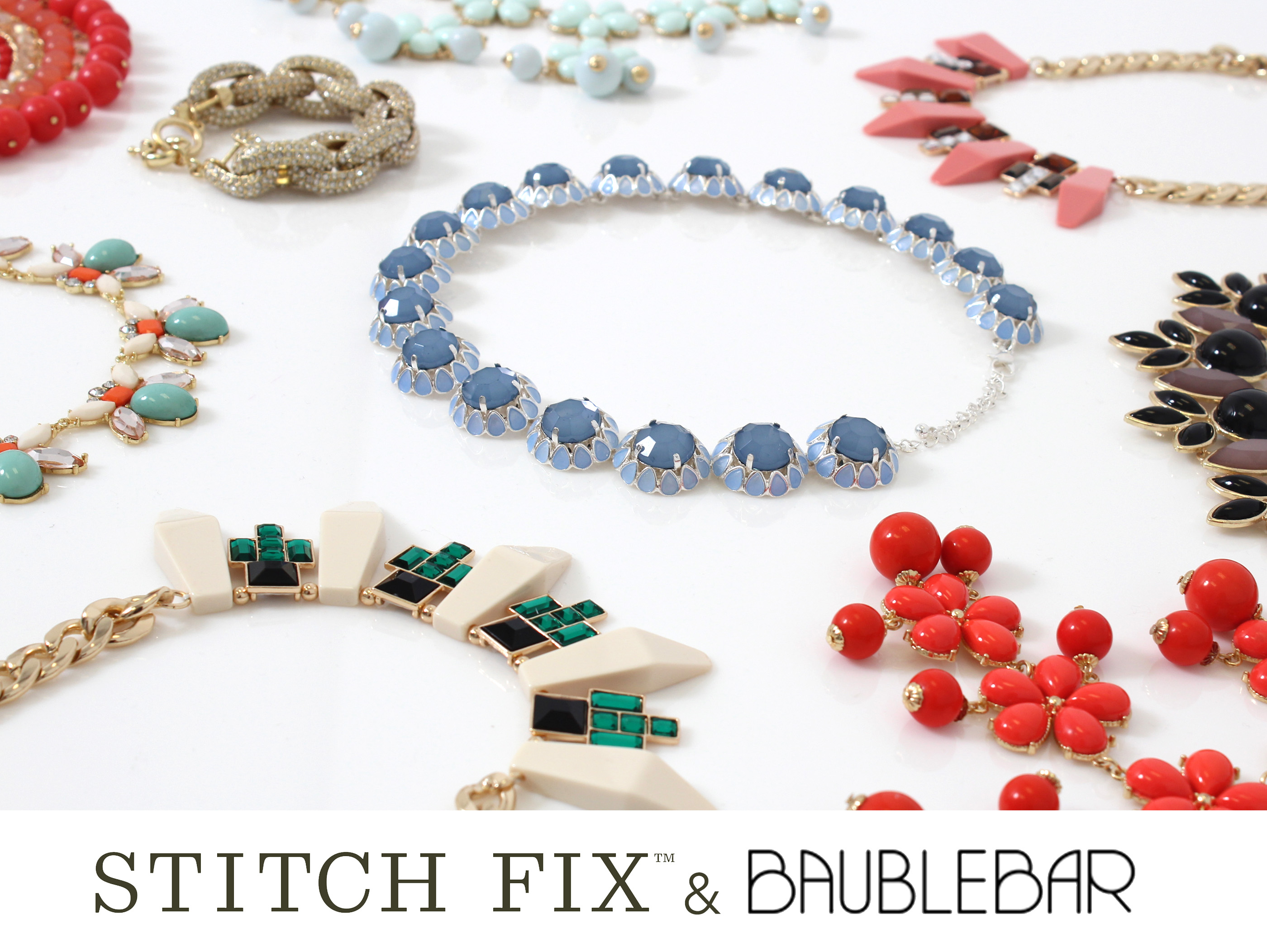 Stitch Fix and Bauble Bar